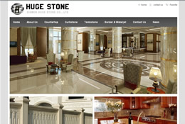 Xiamen huge Stone Co.,ltd.网站建设